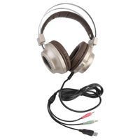 Portable V2 Over Ear Game Gaming Headphone Noise Cancelling Gaming Headset Comfortable Computer Earphones Stereo Headphone