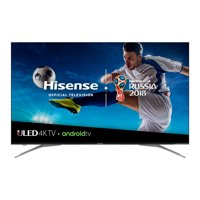 "Hisense 55"" Class (54.6"" diag.) 4K UHD (2160P) Smart ELED TV (55H9100E Plus)"