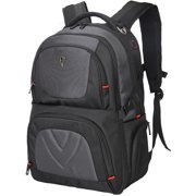 07ca9035d2 Victoriatourist V9002 Expandable Laptop Backpack College Book bag Business  Bag with 2 Laptop Tablet Compartments Fits