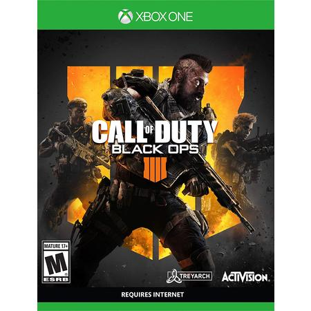 Call of Duty: Black Ops 4, Activision, Xbox One,