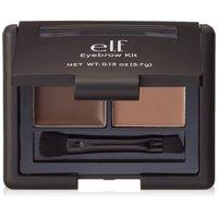 e.l.f. Gel & Powder Eyebrow Duo Kit with Brush, Medium
