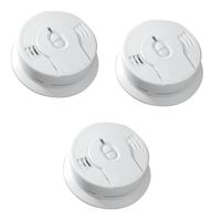 Kidde Sealed Lithium Battery Power Smoke Alarms i9010 Value Pack