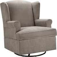 Baby Relax Colby Swivel Glider Dark Taupe