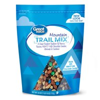 Great Value Mountain Trail Mix, 26 Oz.