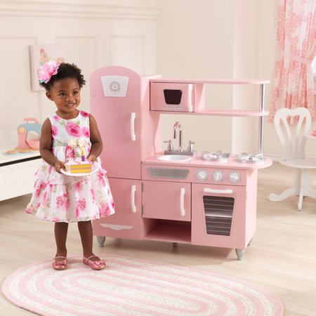 Pine Kitchen Set (KidKraft Vintage Play Kitchen -)