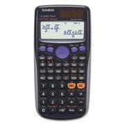 Casio FX-300ES Plus Scientific Calculator, Natural Textbook Display