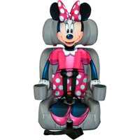 KidsEmbrace Combination Booster Car Seat, Disney Minnie Mouse