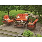 Better Homes & Gardens Azalea Ridge Outdoor Conversation Set