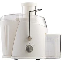 Brentwood Jc-452W 350Ml Juice Extractor, 400 Watts, White
