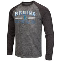 Mens UCLA Bruins Raven Long Sleeve Tee Shirt