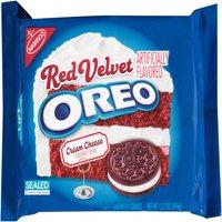 (2 Pack) Nabisco Oreo Sandwich Cookies Red Velvet, 12.2 OZ