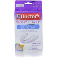 The Doctor's Brand NightGuard, Advanced Comfort-1ct, 2 pk