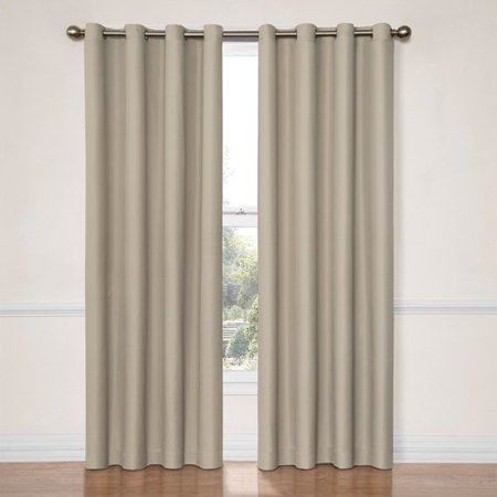 Eclipse Dane Grommet Blackout Energy-Efficient Curtain Panel