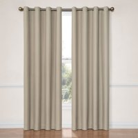 Eclipse Dane Grommet Blackout Energy-Efficient Curtain Panel