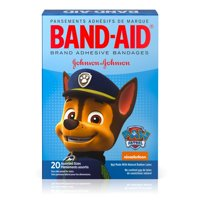 Band-Aid Bandages, Nickelodeon Paw Patrol, Assorted Sizes 20 ct