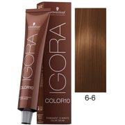 cde87e9f87 Schwarzkopf Igora Color10 10-Minute Hair Color, 6-6 Dark Auburn Blonde