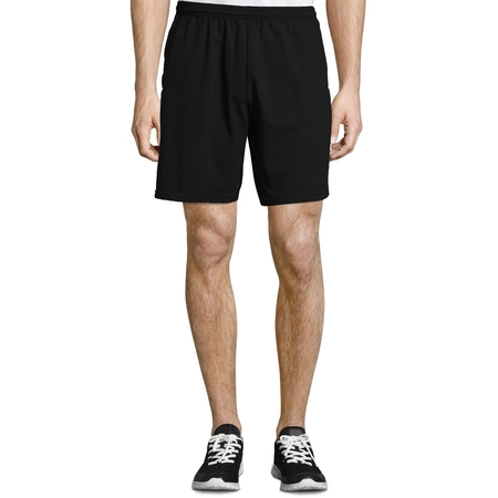 Big Men's Jersey Pocket - Navy Rugby Shorts