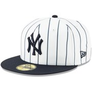 New York Yankees New Era Alternate Logo 59FIFTY Fitted Hat - White d96559149