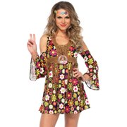 2a5acaea4cc3 Halloween Hippie Costumes   Hippy Costumes at Walmart.com