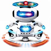 e9db18d1d08f Toys For Boys Girls Robot Kid Toddler Robot 3 4 5 6 7 8 9 Year