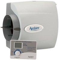 Aprilaire Model 600 Bypass Whole House Humidifier With Automatic Digital Humidifier Control