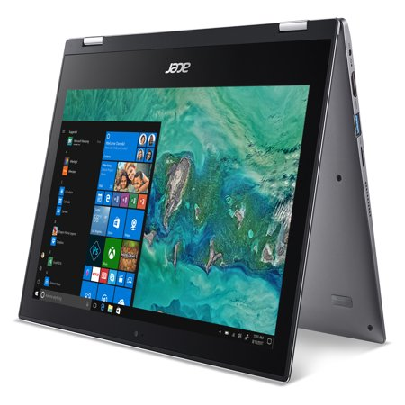 """Acer Spin 1 , 11.6"""" Full HD Touch Notebook, Intel Pentium N4200, Intel HD Graphics, 4GB, 64GB HDD, SP111-32N-P6CV"""