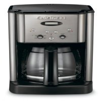 Cuisinart Brew Central® 12-Cup Programmable Coffeemaker, Stainless Steel