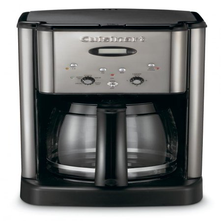 Cuisinart Brew Central 12 Cup Programmable Stainless Steel Coffee (Cuisinart Brew Central 12 Cup Coffee Maker)