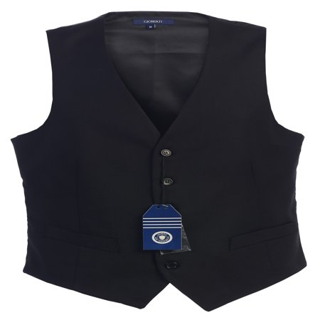 Mens 5 Button Formal Suit Vest