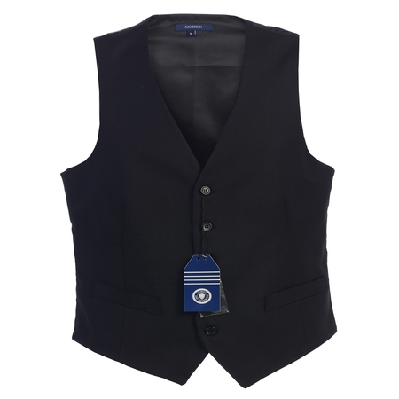 Mens 5 Button Formal Suit Vest](Pinstripe Vest For Men)