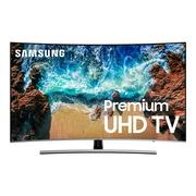 "SAMSUNG 55"" Class Curved 4K (2160P) Ultra HD Smart LED TV UN55NU8500FXZA (2018 model)"