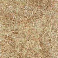Achim Tivoli Ancient Beige Mosaic 12x12 Self Adhesive Vinyl Floor Tile - 45 Tiles/45 sq. ft.