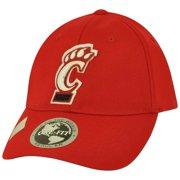 pretty nice 49b18 206ae NCAA Top of the World Cincinnati Bearcats Jock One Fit Stretch Flex Fit Hat  Cap
