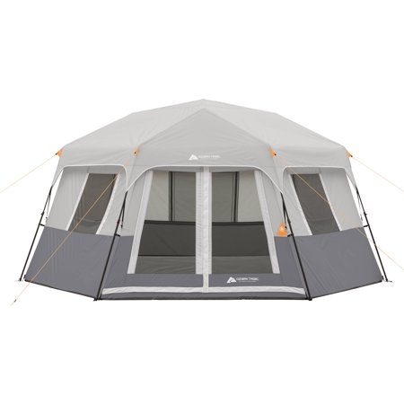 Ozark Trail 8-Person Instant Hexagon Cabin Tent
