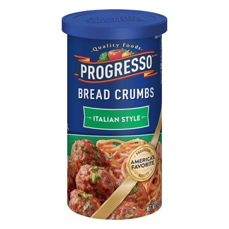 (5 Pack) Progresso Italian Style Bread Crumbs, 15 (Chicken Parmesan Bread Crumbs)