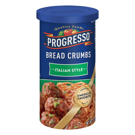 Progresso Panko Bread Crumbs - (5 Pack) Progresso Italian Style Bread Crumbs, 15 oz