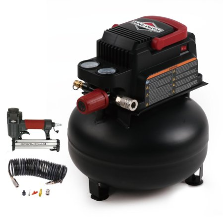 Briggs & Stratton 3-Gallon Air Compressor Inflation and Fastening Accessory (Best 2 Gallon Air Compressor)