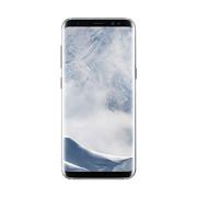 "New Galaxy S8+ Plus 64GB G955UA GSM Unlocked 4G LTE 6.2"" Super AMOLED 4GB RAM 12MP Camera Smartphone by Samsung - Arctic Silver"