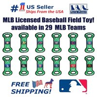 Pets First MLB Texas Rangers Cat & Dog Nylon Field Toy