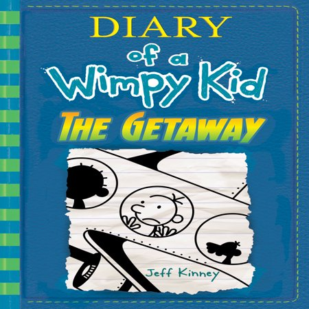 The Getaway (Diary of a Wimpy Kid Book 12) (Diary Entry Of A Slave On A Ship)