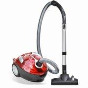Dirt Devil Crimson Bouquet Bagged Canister Vacuum, SD30040BB