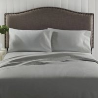 Better Homes & Gardens 300-Thread-Count Damask Stripe Sheet Set