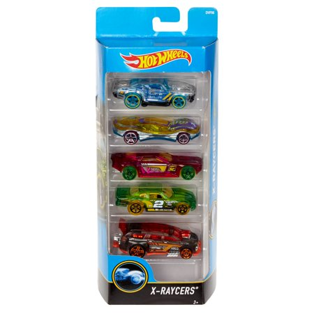 - Hot Wheels 5-Car Collector Gift Pack (Styles May Vary)