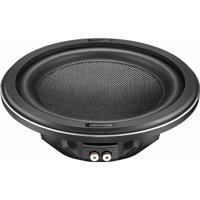 "Kenwood eXcelon KFC-XW1200F 12"" 1400-Watt Shallow Mount Car Subwoofer"