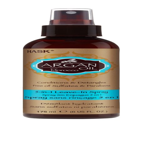 HASK Argan Oil Repairing 5 in 1 Leave-In Conditioner,