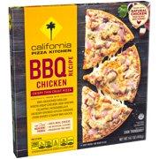 CALIFORNIA PIZZA KITCHEN Crispy Thin Crust BBQ Recipe Chicken Pizza 14.7 oz. Box