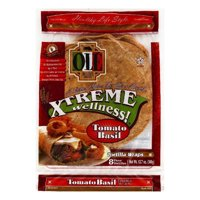 """OLE Mexican Foods Xtreme Wellness! Tomato Basil 8"""" Tortillas, 8 ct"""