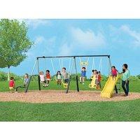 Flexible Flyer Castleton Swing Set