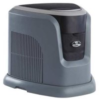 Essick Air EA1201 Contemporary Humidifier for 2400 sq. ft. Black-Gray