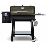 Pit Boss 440D Wood Fired Pellet Grill w/ Flame Broiler